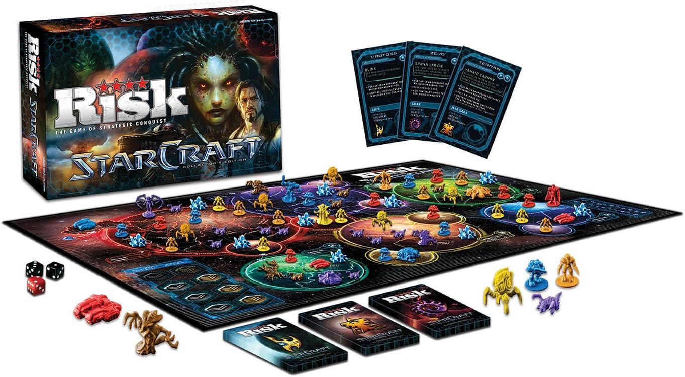 Juegos de Adultos Hasbro - Risk Clasico 28720105: Amazon.es ...
