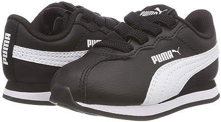 c2c3ba326e1 Tênis Puma Turin II AC Infantil Preto  Amazon.com.br  Esportes e Aventura