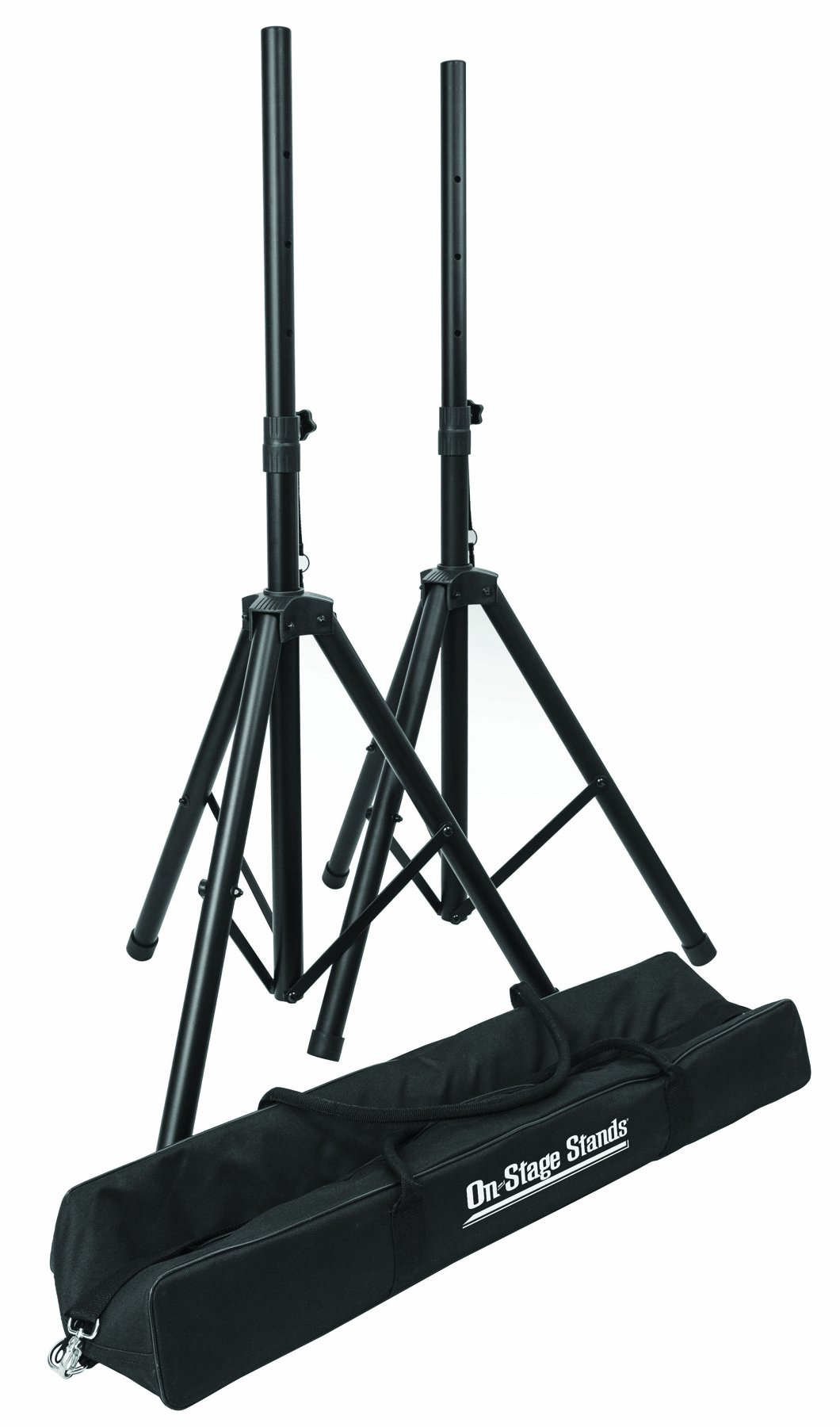 On-Stage (SSP7750) Compact Speaker Stand Pack by OnStage