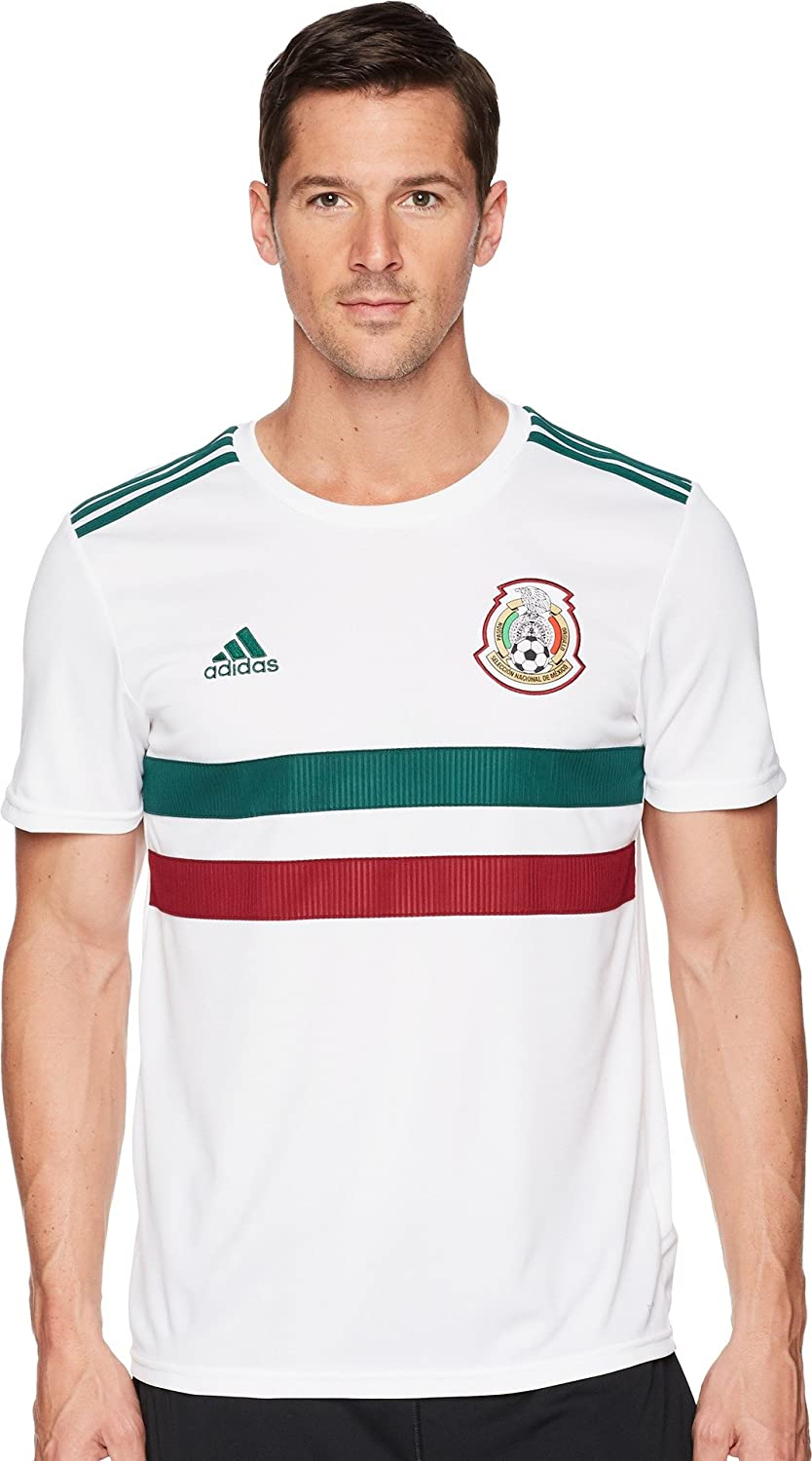 Mexico Away Soccer Stadium Jersey World Cup Russia 2018