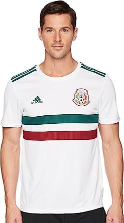 adidas Mens 2018 México lejos réplica Jersey: Amazon.es: Ropa y accesorios