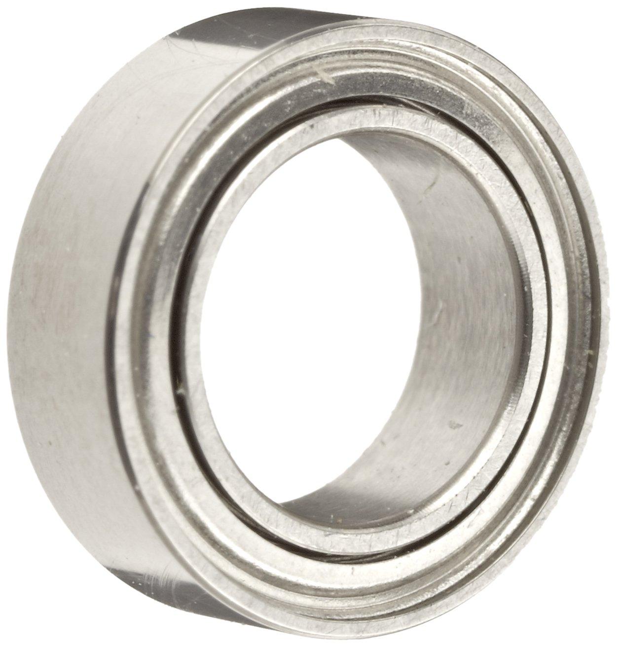 250 1mm Diameter Chrome Steel G25 Deep Groove Radial Ball Bearings