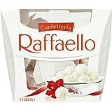 Ferrero Raffaello Coconut and Almond White Chocolate Truffles Gift Box, 150g, Free ChoocKick Eco Friendly Pen