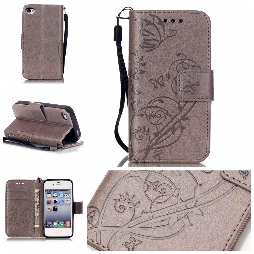 Shinyzone Portafoglio Custodia iPhone 6S PlusCover iPhone 6 Plus