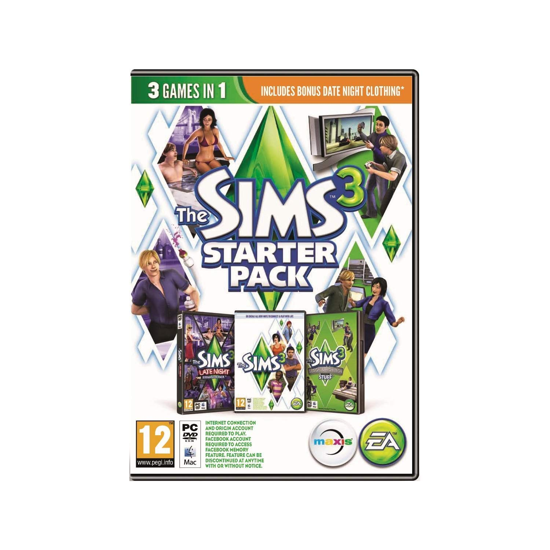 The Sims 3: Starter Bundle [Importación Inglesa]: Amazon.es ...