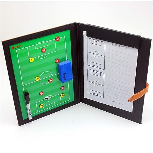 FantasyDay 48 x 32 cm Premium Carpeta Táctica de Futbol ...