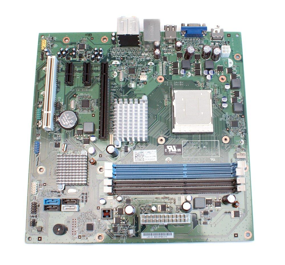 amazon com genuine dell 4gjjt motherboard mainboard system board rh amazon com dell inspiron 570 motherboard specs dell inspiron 560 motherboard manual