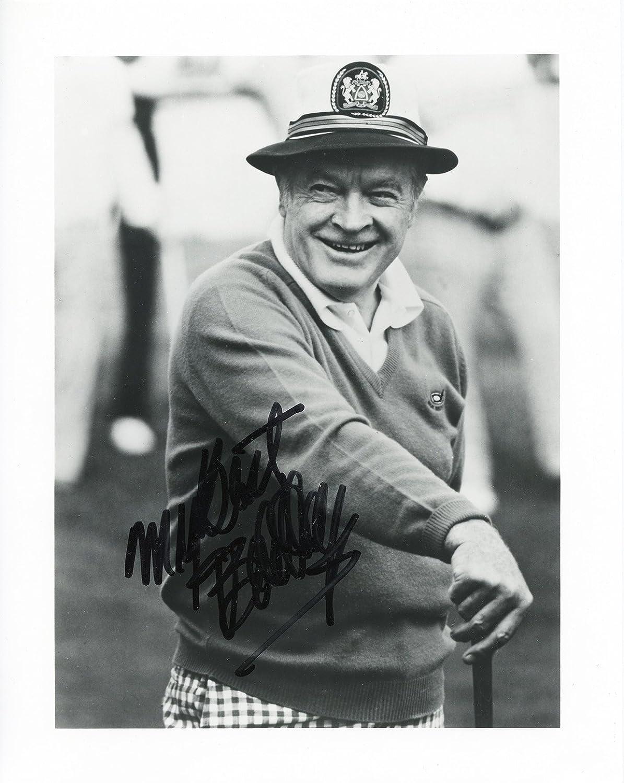 Bob Hope signed 8x10 Autographed Photo UACC Dealer at Amazon's  Entertainment Collectibles Store