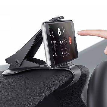 EUGO - Soporte para teléfono de coche Soporte para móvil soporte de ...