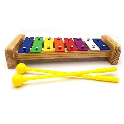 Amazon.com: JRD&BS WINL Xylophone para niños, el primer ...