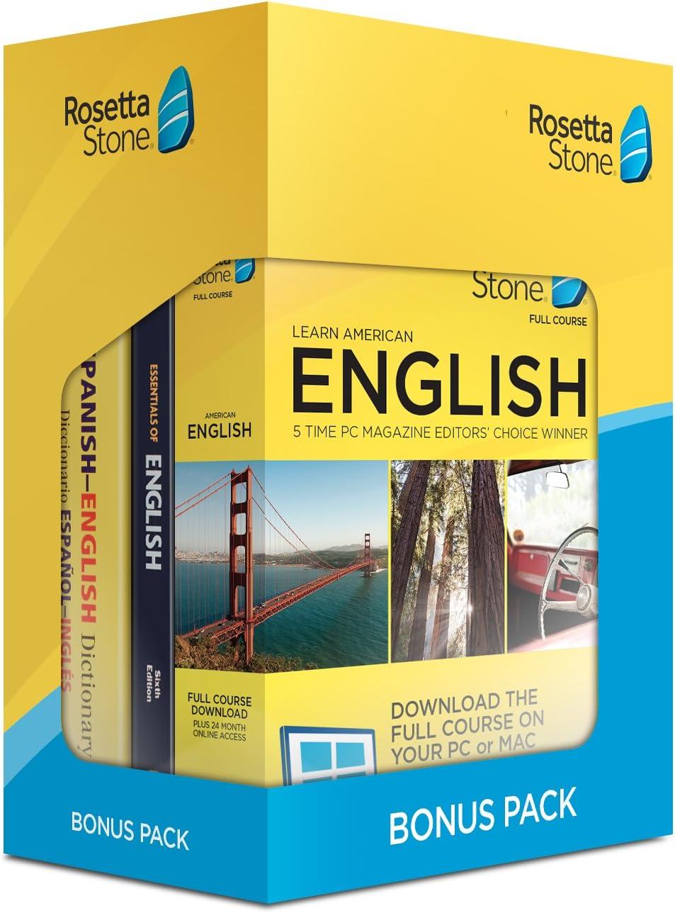 Rosetta stone english for mac download free