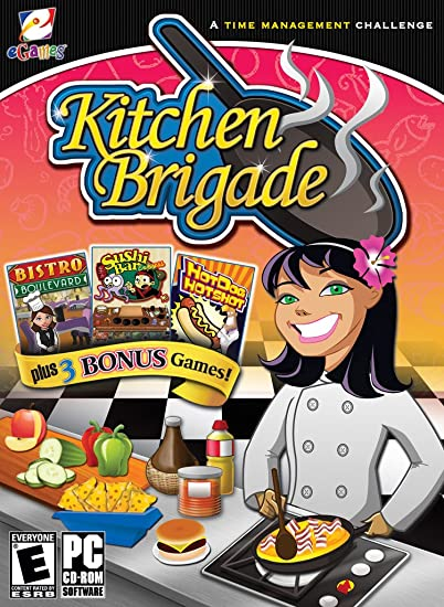 image not available for color kitchen brigade - Kitchen Brigade