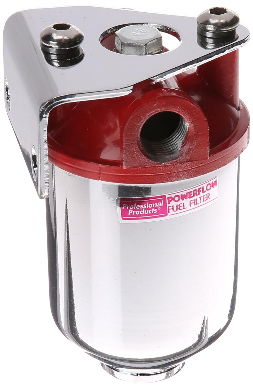 Professional Products 10102 Powerflow Street Rod Fuel Filter KEYU1