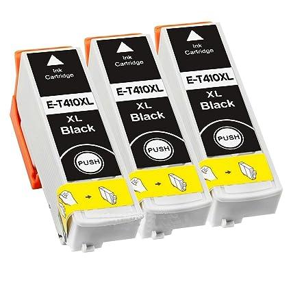 O image – unidades 410 410 x l T410 X L cartucho de tinta ...
