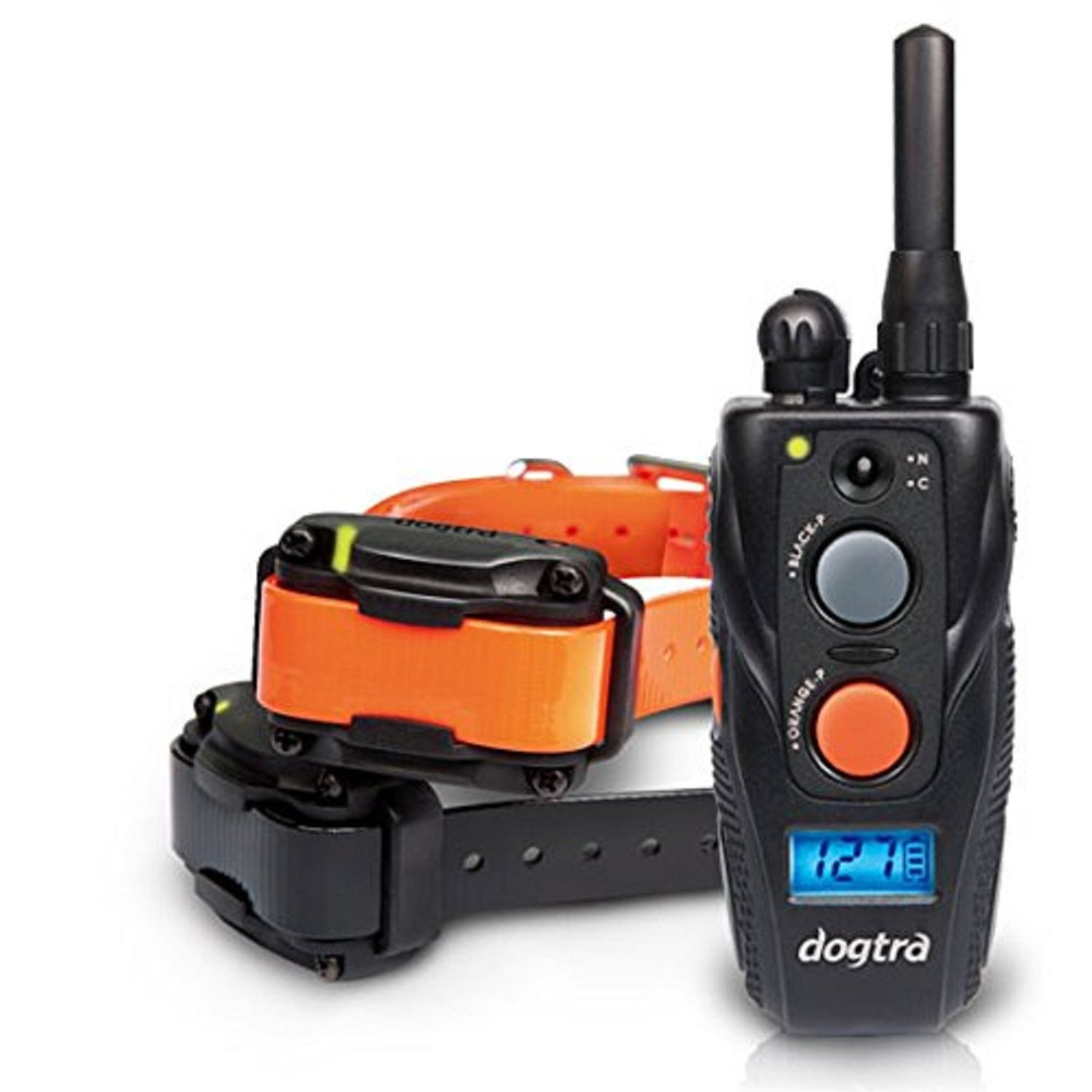 Dogtra 282C 1/2 Mile 2 Dog Compact Remote Training Collar System by Dogtra (Image #1)