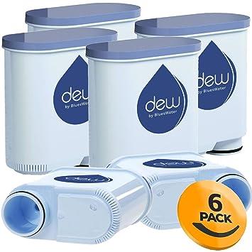 Filtro de agua para cafeteras Saeco y Philips, filtro de agua azul ...