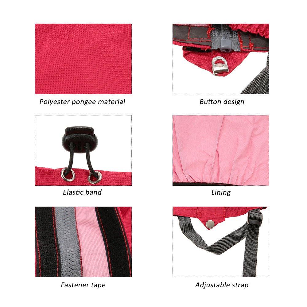 Réduction limite Leggings Unisexe Couverture Lixada Vêtements De Fermeture À Glissière Extérieure Et Imperméable À L'eau jeu acheter obtenir AodEuljV