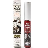 Meet Matt(e) Hughes - Loyal, theBalm Cosmetics, Vermelho Tijolo