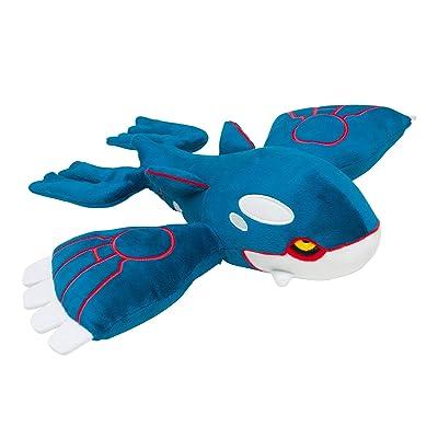 "Pokemon Center XY 11"" Kyogre Stuffed Plush Doll: Toys & Games"