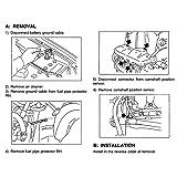 DOICOO Camshaft Position Sensor fit 12577245 for
