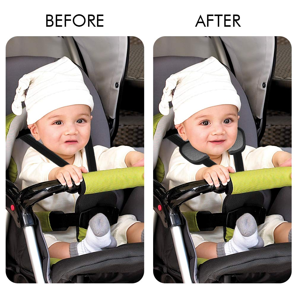 Baby Car Seat Strap Covers By Accmor Stroller Belt