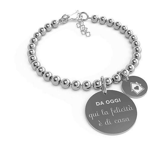 outlet buona vendita comprare nuovo 10 Buoni Propositi Bracciale Donna Gioielli Classic Trendy ...