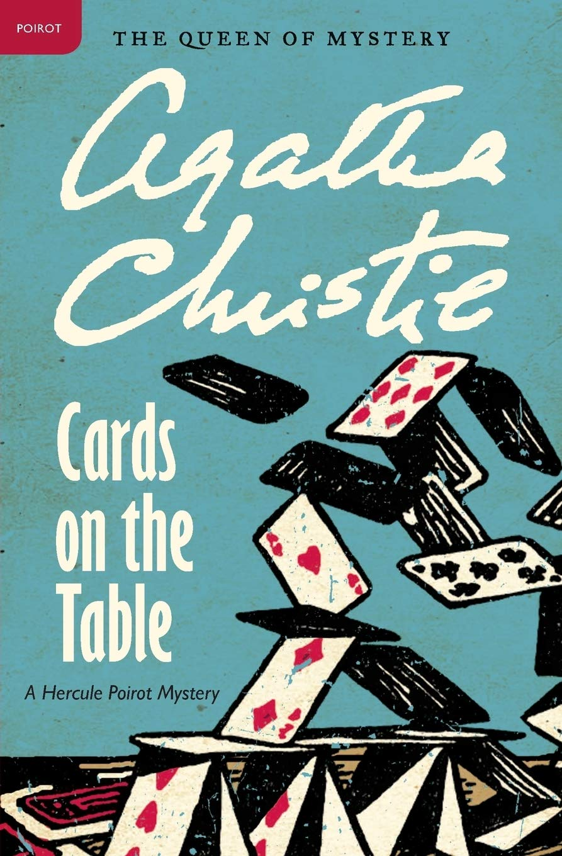 Amazon.com: Cards on the Table: A Hercule Poirot Mystery (Hercule Poirot  Mysteries, 15) (9780062073730): Christie, Agatha: Books