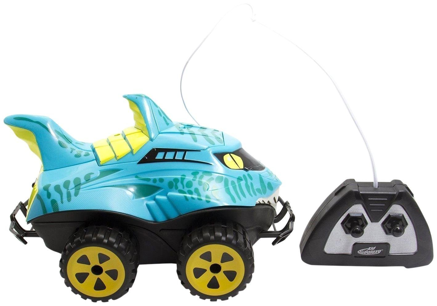 Kid Galaxy 10199 Mega Morphibian Shark Vehicle