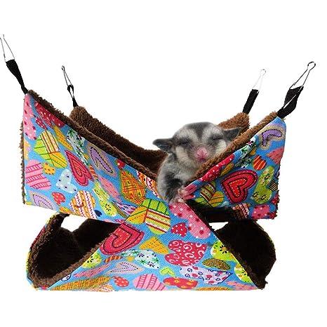 Oncpcare - Hamaca para Mascotas, Hamaca con Forma de Jaula de ...