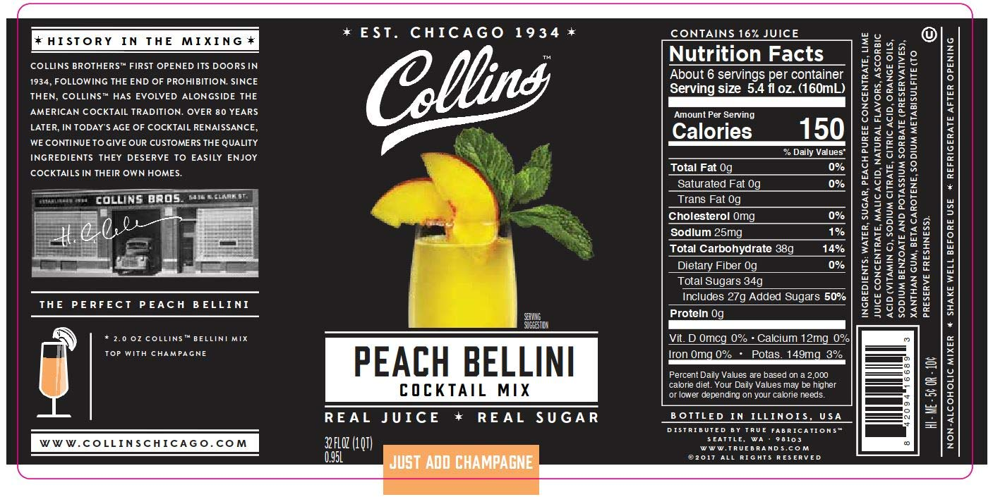 is there a brand of diet collins mix?