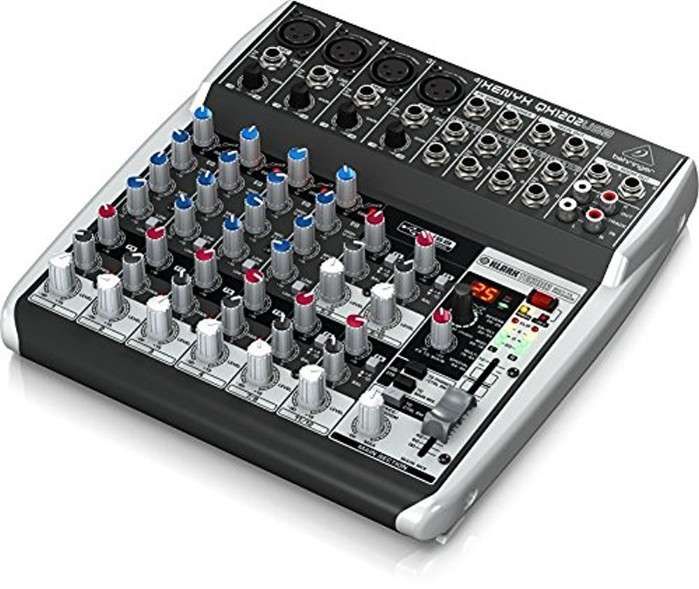 behringer xenyx 502 5 channel compact audio mixer 1 x 20ft structure xlr cable 1 x 18 6 ft. Black Bedroom Furniture Sets. Home Design Ideas
