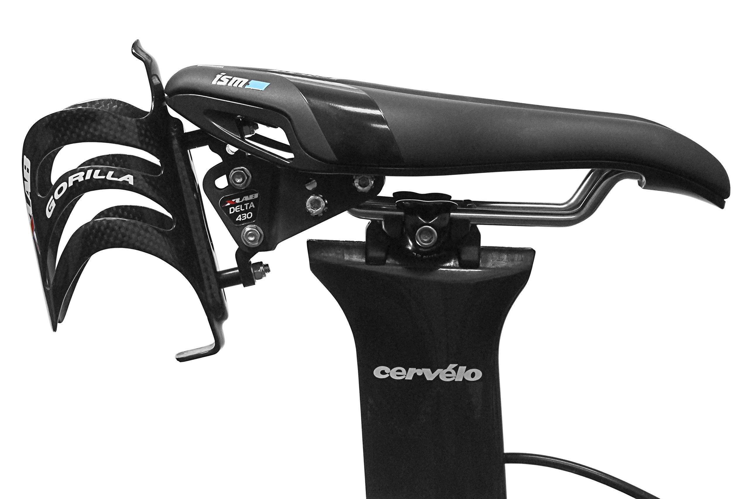 XLAB Delta 430 Rear Hydration System for Triathlon and Road Bikes by XLAB