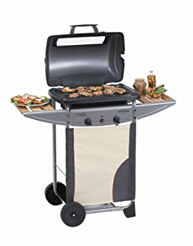 Campingaz 204095 Expert 2 Plus - Barbacoa de gas