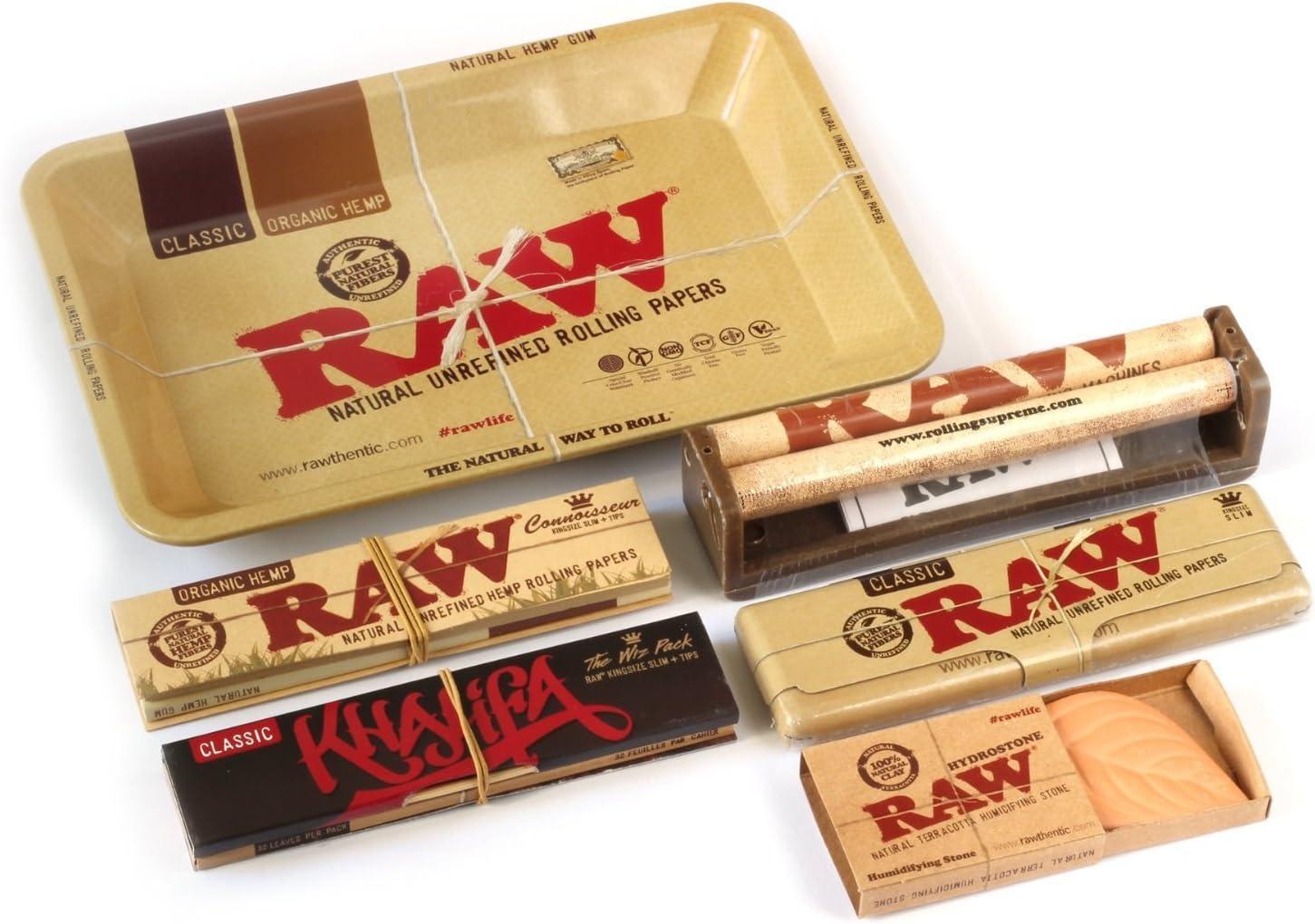 Raw Tray Rolling bundle