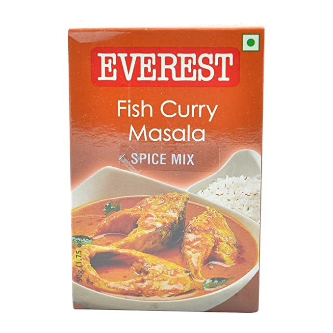 Everest Masala, Fishcurry, 50g