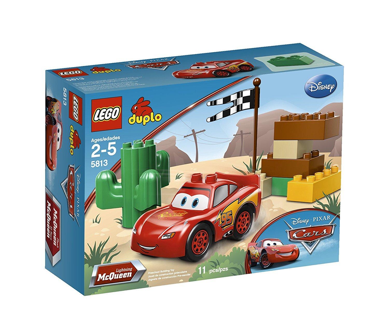 LEGO DUPLO Cars Lightning McQueen 5813 [並行輸入品]   B01HI9HLSO