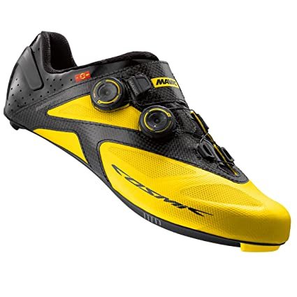 Mavic - Cosmic Ultimate, Color Amarillo,Negro, Talla UK-10,5