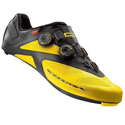 074ee95508c Mavic Cosmic Ultimate II Cycling Shoe - Men's Yellow Mavic/Black, US 11.0/