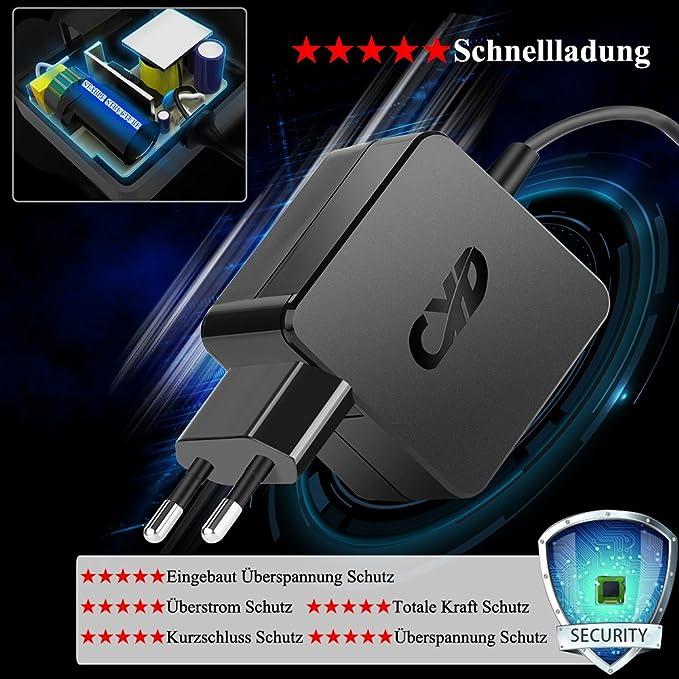CYD 65W Portátile-Netbook-Cargador y Lenovo Yoga 3 1370 3-1170 3-14 3-1170 3-1470 ADL40WDA ADL40WDB ADL40WDC ADL40WDE GX20H34904 ADL40WDJ ADL40WDD ...