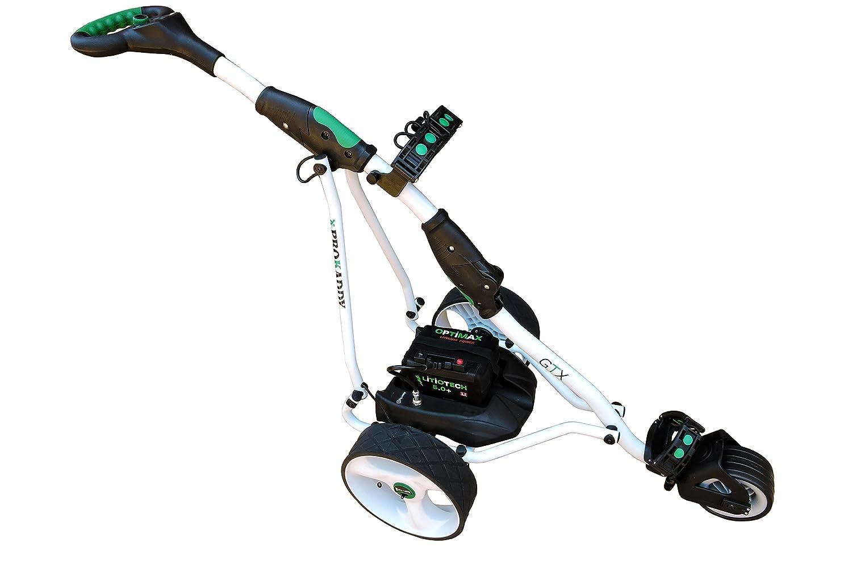 Carro Eléctrico de Golf Pro Kaddy Modelo D3B GTX con Batería Litio 12v 18amp: Amazon.es: Deportes y aire libre