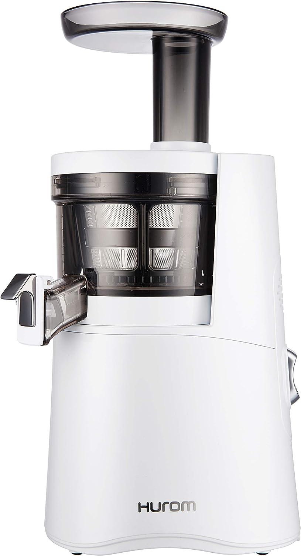 Hurom H-AA Slow Juicer, White (Renewed)