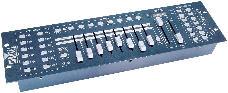 CHAUVET DJ Obey 40 D-Fi 2.4 Wireless DMX Controller: Amazon.co.uk: Musical  Instruments
