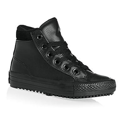 Kids Converse Chuck Taylor All Star Sneaker Boot BlackBlack