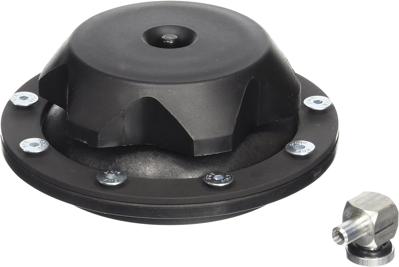 IMS 322100-BLK Black Plastic Replacement Gas Cap for IMS Screw Type Fuel Tanks