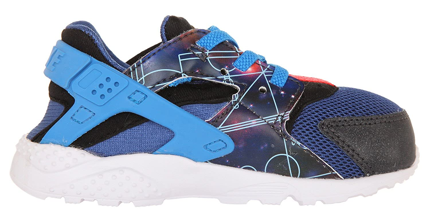the best attitude a4e89 e5134 Nike Huarache Run Print (TD), Baskets Basses Mixte bébé  Amazon.fr   Chaussures et Sacs