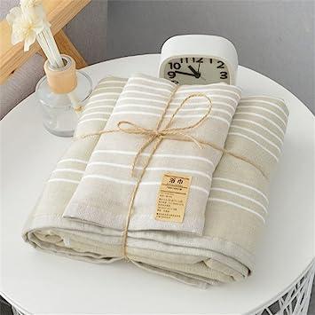 simonshop 2 piezas Super suave grande juego de toallas Gimnasio toallas de secado rápido toalla para Spa baño: Amazon.es: Hogar
