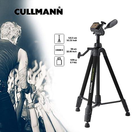 Cullmann 51351 - Trípode Completo, Negro: Amazon.es: Electrónica