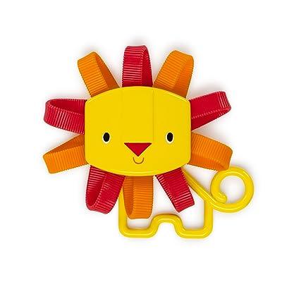 O Ball Roar-O-Rattle Toy : Baby