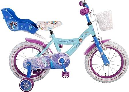 Disney volare51461 (volare Frozen Niñas Bicicleta: Amazon.es ...