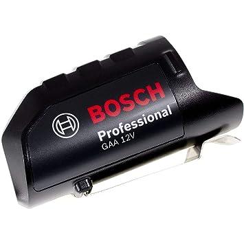 Powery Bosch Cargador GAA 12V Professional con USB para Bosch Heat+ Jacket 061880000M